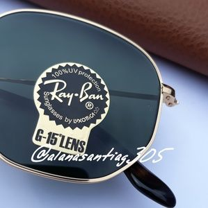 Ray-Ban Accessories - CCO SALE!⬇️ New Ray-Ban Round Hexagonal 3548